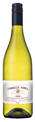 2016 Tyrrell's 1858 Hunter Valley Semillon
