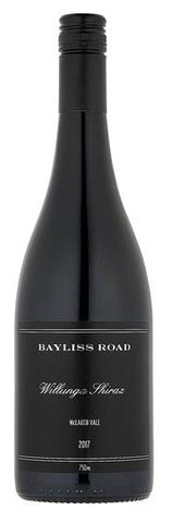 Bayliss Road Willunga Shiraz 2017