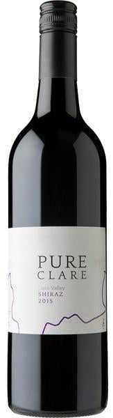 2015 Pure Clare Clare Valley Shiraz
