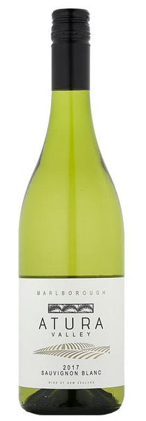Atura Valley Marlborough Sauvignon Blanc 2017