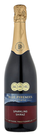 Blue Pyrenees Estate Sparkling Shiraz NV