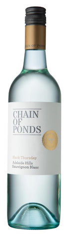 Chain of Ponds Black Thursday Sauvignon Blanc 2017 - 6 pack