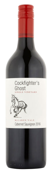 Cockfighter's Ghost Single Vineyard Cabernet Sauvignon 2016