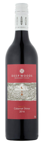 Deep Woods Estate Ebony Cabernet Shiraz 2016