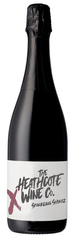 The Heathcote Wine Co Sparkling Shiraz NV