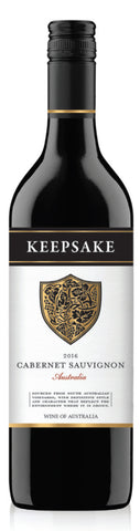 Keepsake South Australia Cabernet Sauvignon 2016