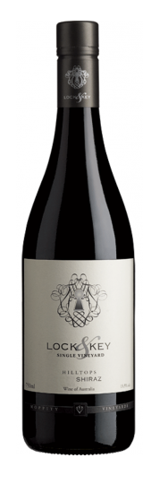 Lock & Key Hilltops Shiraz 2016