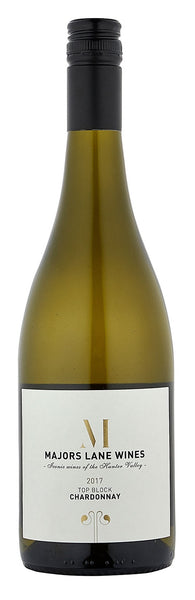 Majors Lane Wines Top Block Chardonnay 2017