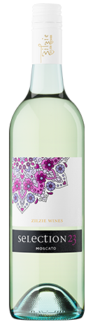 Zilzie Selection 23 Moscato 2017