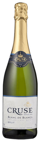 Cruse Blanc de Blancs NV
