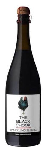 The Black Chook Sparkling Shiraz NV