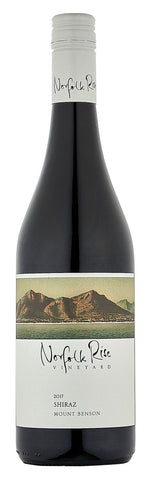 Norfolk Rise Mount Benson Shiraz 2017