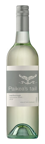 Paikea's Tail Marlborough Sauvignon Blanc 2016