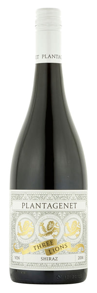Plantagenet Three Lions Great Southern Shiraz 2015