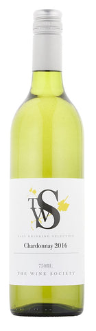 2016 Society Easy Drinking Selection Chardonnay