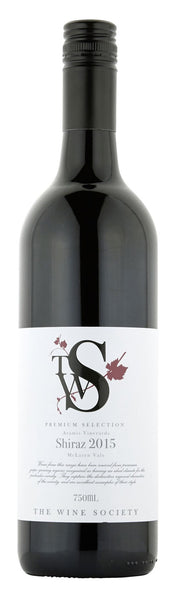 2015 Society Premium Selection Aramis Vineyards Shiraz