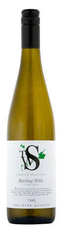2016 Society Premium Selection Clare Valley Riesling