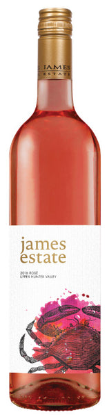 James Estate Hunter Valley Rose 2016