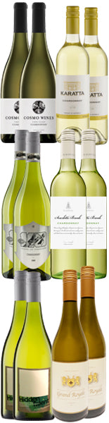 Chardonnay Mixed Collection