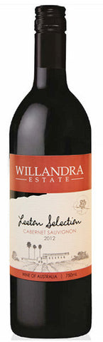 Willandra Estate Leeton Selection Cabernet Sauvignon 2013