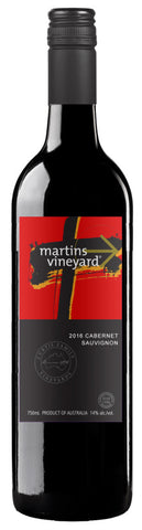 Martins Vineyard South Australian Cabernet Sauvignon 2016