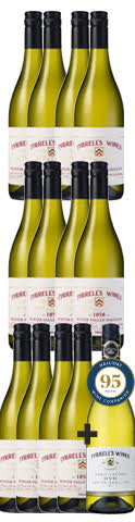 Tyrrell's 1858 Semillon inc FREE bottle of Tyrrell's HVD