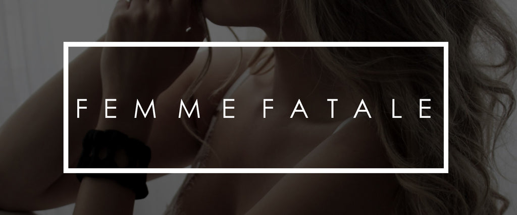 Femme Fatale Collection of Sensual Lingerie Accessories
