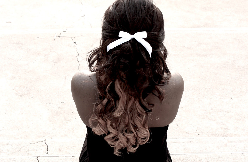 Feminine Hair Accessories for the Summer