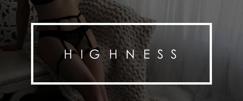 Highness Lingerie Accessories