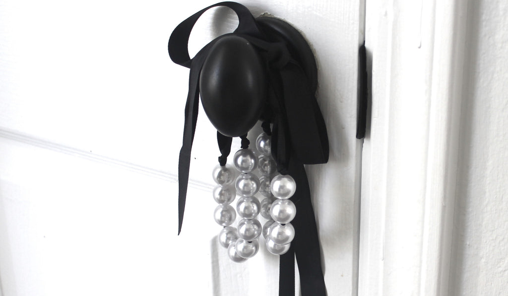Pearl Handcuffs Feminine Sensual Accessories