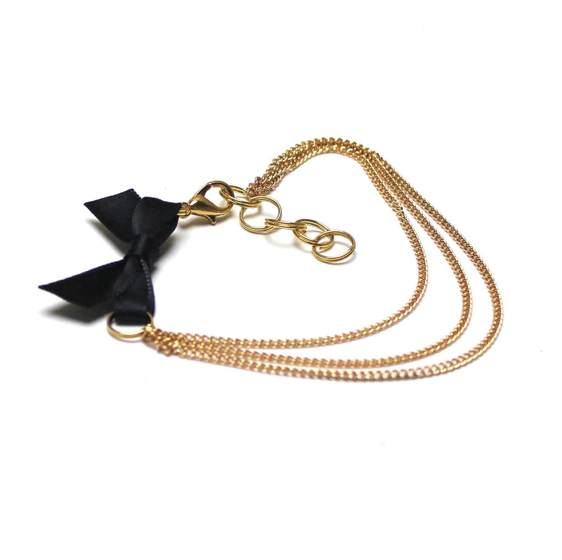 Vice Gold Chain Anklet