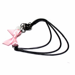Vice Pink Anklet