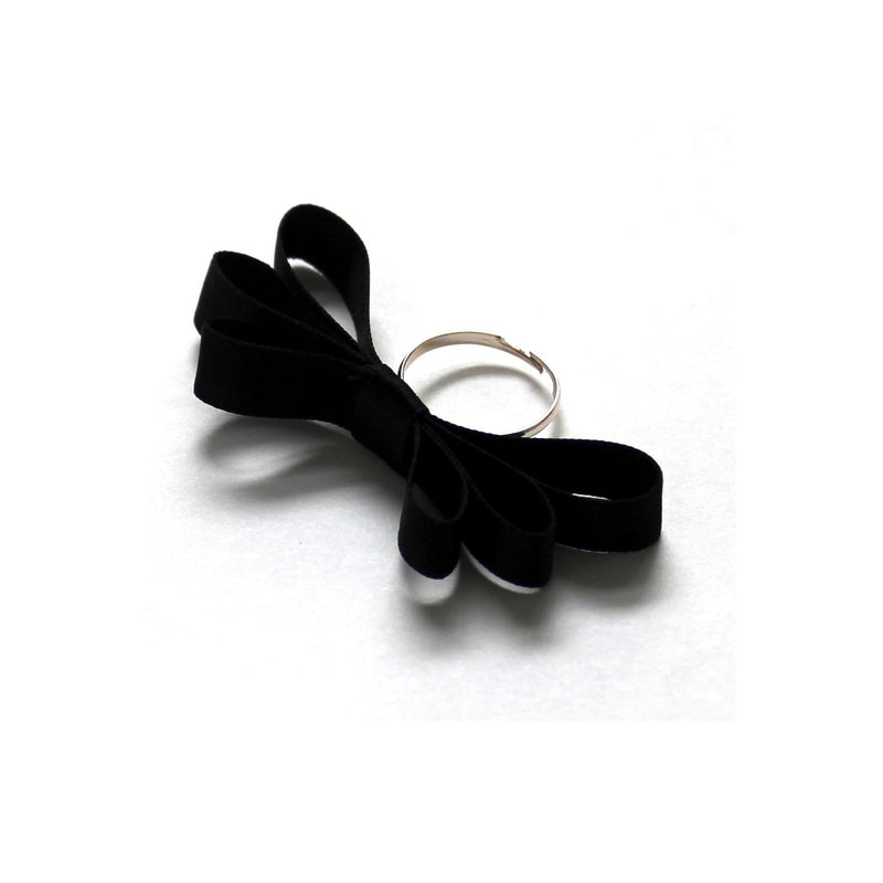 Highness Bow Ring