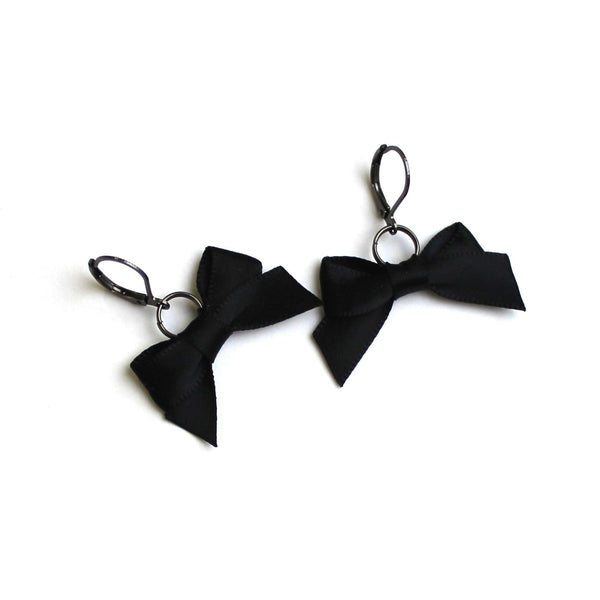 Vanity Bow Earrings