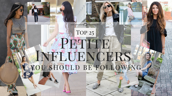 Top 25 Petite Influencers You Should Be Following