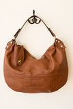 Chestnut Hobo Bag - J&J Petite Boutique - 1