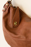 Chestnut Hobo Bag - J&J Petite Boutique - 3