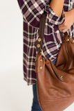 Chestnut Hobo Bag - J&J Petite Boutique - 8
