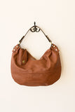 Chestnut Hobo Bag - J&J Petite Boutique - 9