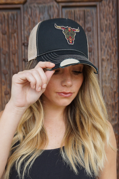 Bull By The Horns Hat