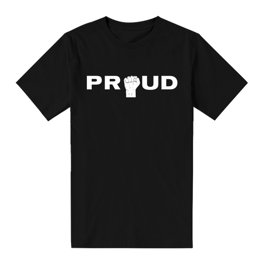Made My Momma Proud T-Shirt [Black]