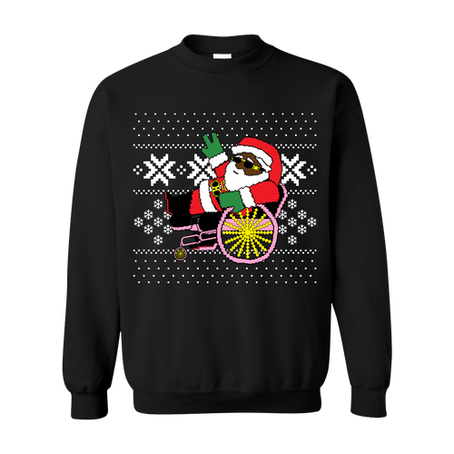 The Show Must Go On Crewneck Sweater