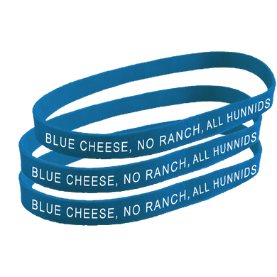 Blue Cheese Bands 3 Pack