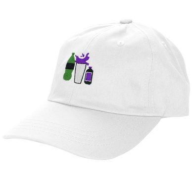 2Chainz Good Drank White Dad Hat