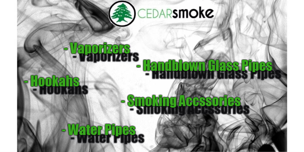 cedar-smoke-vaporizers-smoking pipes-hookahs