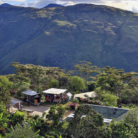 Colombia Nariño Río Juanambú <br><em>Fair Trade</em>