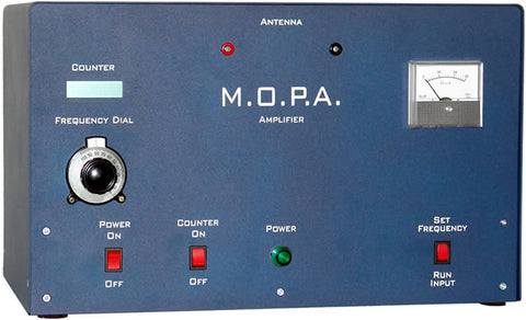 2017 M.O.P.A. Master Oscillator Power Amplifier for the GB-4000