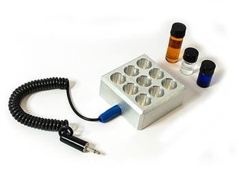 Multi-Vial Charger for the Eagle Remedy Maker, Eagle Guardian, GB-4000 and Others