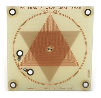 PWM 060 Vortex Frequency Imprinting Plate