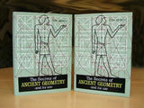 "Secrets of Ancient Geometry and Its Use, Two-volume ""Scholar`s Edition"" Set by Tons Brunés"